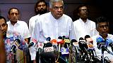Sri Lanka president suspends parliament after sacking PM as political rift deepens
