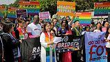 Taïwan: une Gay Pride en faveur du mariage pour tous avant des référendums conflictuels