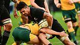 Rugby: les All Blacks domptent à nouveau l'Australie