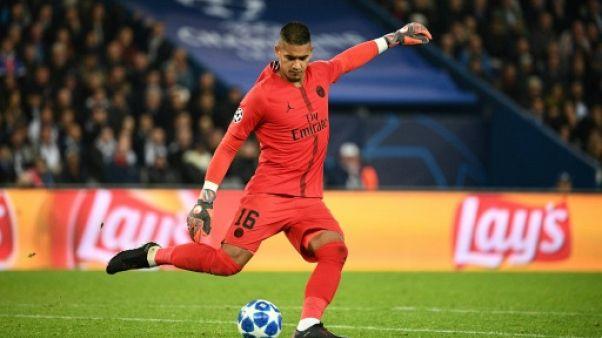 Paris-SG : Tuchel annonce le forfait de Thiago Silva et la titularisation d'Aréola contre l'OM