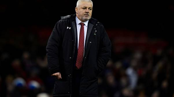 Rugby - Wales coach Gatland due to be back in charge against Scotland