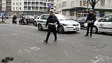 Pirati strada perdono targhe a Milano