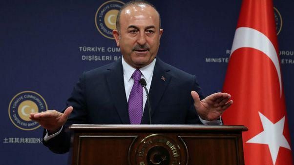 سي.إن.إن ترك: وزير خارجية تركيا التقى نظيره الروسي قبل قمة عن سوريا
