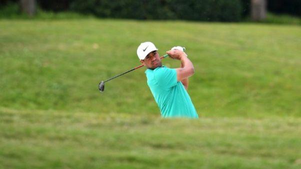 Golf: Finau maintient son avance sur ses poursuivants après le 3e tour du WGC-HSBC de Shanghai