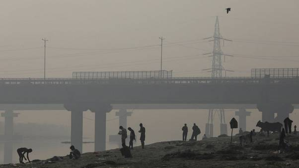 Haze hovers over Indian capital as peak pollution season arrives