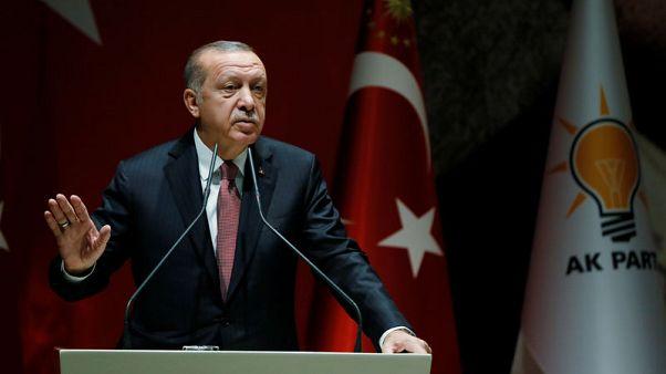 الصحيفة الرسمية: أردوغان عين 39 حاكما جديدا للأقاليم