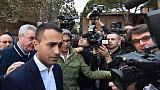Di Maio, stato emergenza per la Sicilia