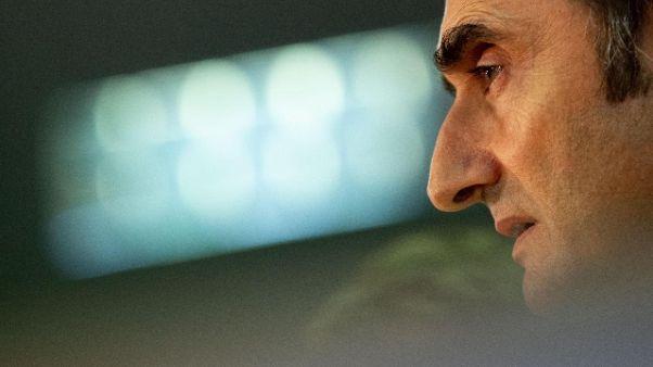 Valverde:Clasico anche senza CR7 e Messi