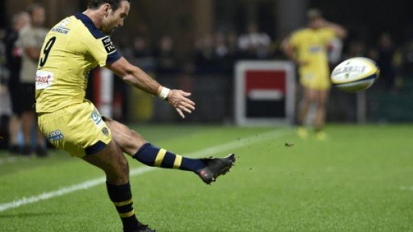 XV de France: Parra forfait pour les tests d'automne, remplacé par Bézy