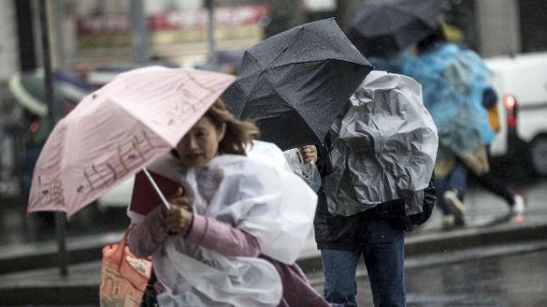 Maltempo: piogge in Fvg, allerta rossa