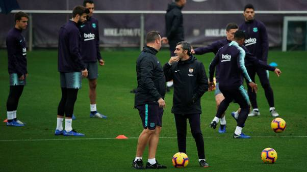 Barca must beware the wrath of 'wounded' Real - Valverde