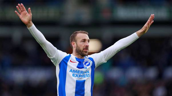 Goal-poacher Murray gives Brighton win over Wolves