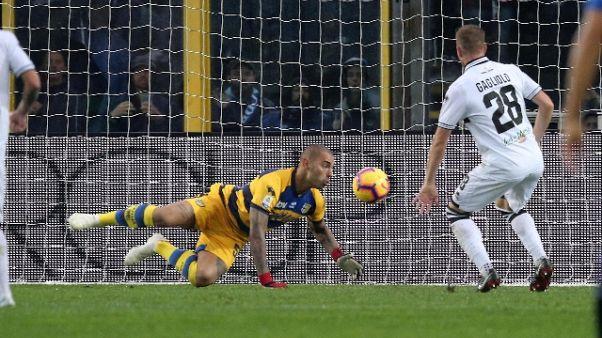 Serie A: Atalanta-Parma 3-0