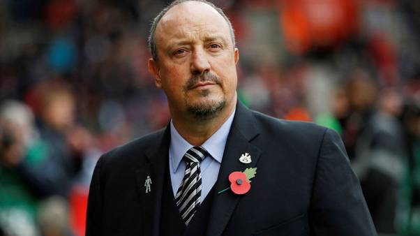 Benitez looks on bright side as Newcastle draw another blank