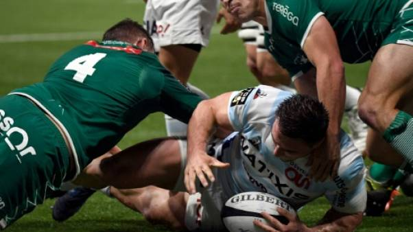 Top 14: le Racing à réaction