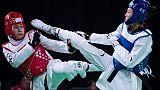 Taekwondo: assegnati i titoli italiani