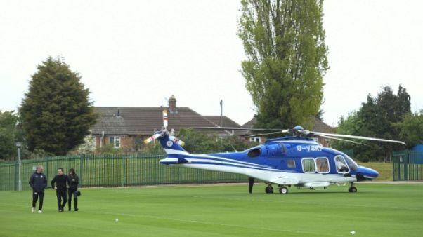 Leicester: l'hélicoptère du président du club s'écrase près du stade