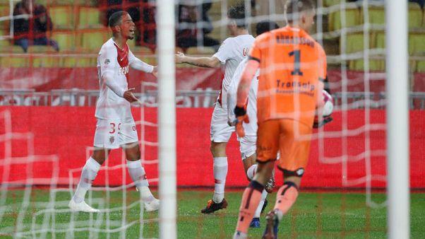 Monaco slump continues with 2-2 draw against Dijon