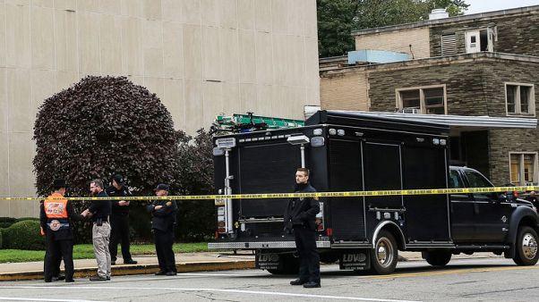 وزارة العدل الأمريكية توجه اتهامات لمنفذ هجوم المعبد اليهودي