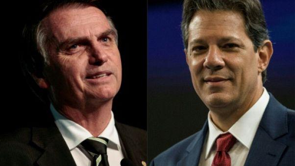 Présidentielle au Brésil: les candidats jouent leurs dernières cartes