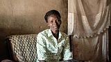 Molly, 25 ans, dans le village de Bondo au Kenya, le 3 octobre 2018