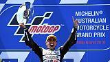 Moto3: victoire d'Arenas au GP d'Australie, Martin creuse l'écart sur Bezzecchi