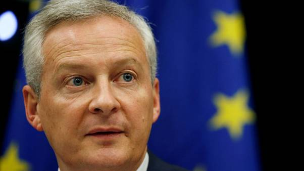 Euro zone not prepared enough to face new crisis - French finance minister