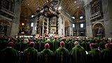 L'Eglise en rangs dispersés face à l'urgence à s'attaquer aux scandales sexuels