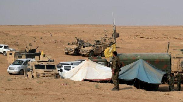 Syrie: l'EI repousse les forces soutenues par Washington de son dernier réduit dans l'Est