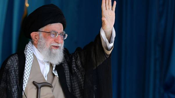 Iran's Khamenei calls for fight against enemy 'infiltration' - state TV