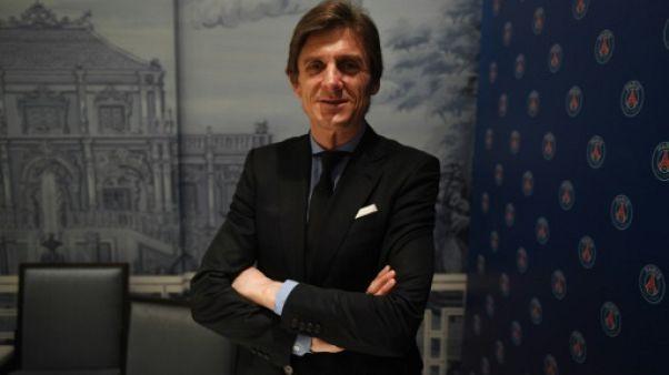 Ligue 1: Frédéric Longuépée nouveau président des Girondins de Bordeaux (officiel)