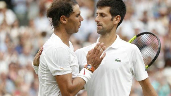 Masters 1000 de Paris: Nadal-Djokovic, duel pour un trône