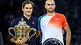 Tennis: Federer ou la preuve par 9 à Bâle