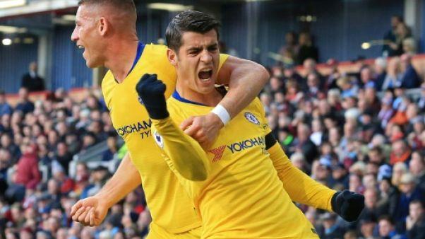 Angleterre: Chelsea se relance, Arsenal cale à la douzième