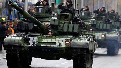 Czechs celebrate centenary with largest military parade since communist era