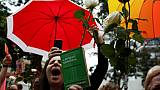 """À Sao Paulo, un vote """"contre la corruption"""" ou """"contre la haine"""""""