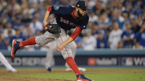 Baseball - Red Sox add to Game Five drama by starting Price