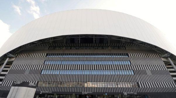 Le stade Vélodrome, le 8 octobre 2017 à Marseille