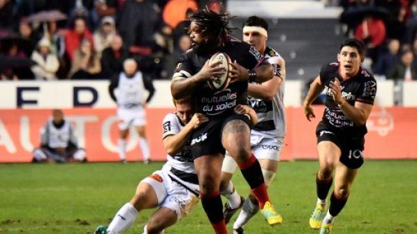 Top 14: Toulon, battu à domicile par l'avant-dernier La Rochelle