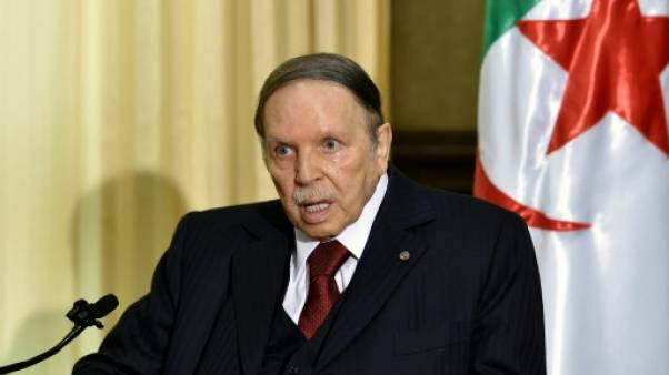 Algérie: le président Bouteflika sera candidat en 2019, selon le chef de son parti