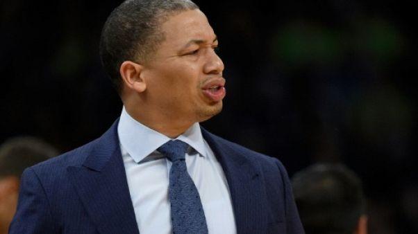NBA: Cleveland limoge son entraîneur après six défaites de suite