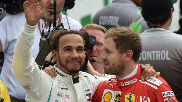 F1: comment Vettel et Ferrari ont encore manqué le coche
