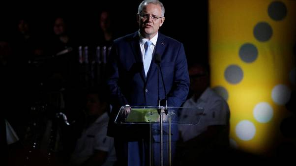 Australian prime minister's approval rating turns negative - poll
