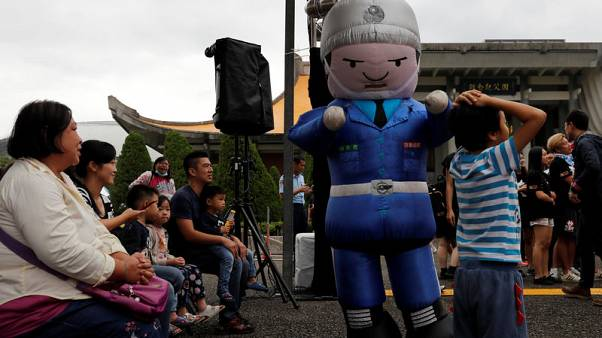 For Taiwan youth, military service is a hard sell despite China tension