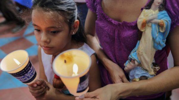Nicaragua: des catholiques exigent la libération de manifestants arrêtés