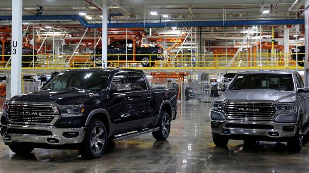 To make more Ram trucks, Fiat Chrysler reconsiders Mexico