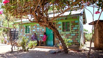 Habitat for Humanity finds Housing Microfinance helps improve living conditions in Kenya