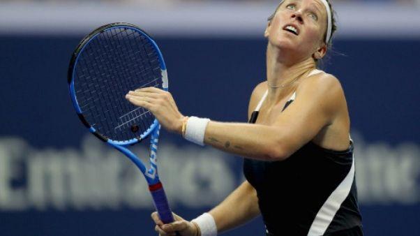 Classement WTA: Parmentier gagne une place