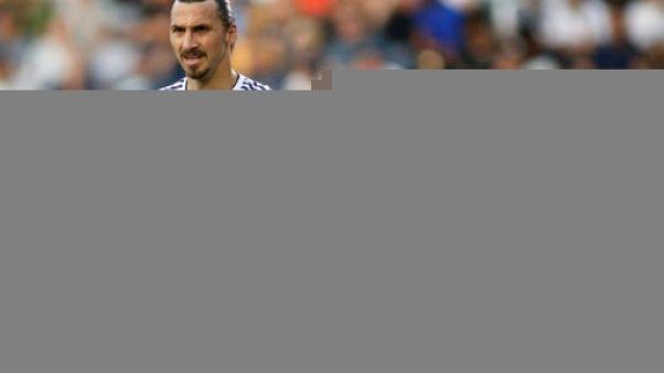 MLS: désillusion pour le Galaxy et Ibrahimovic