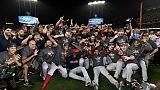 Baseball: les Boston Red Sox sur leur nuague